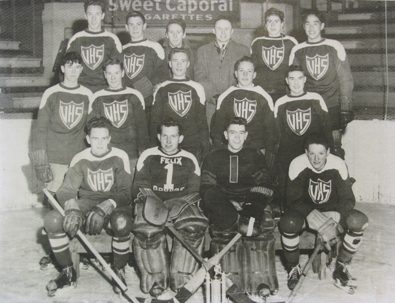 Nisei Hockey Pioneer Learned the Game in BC