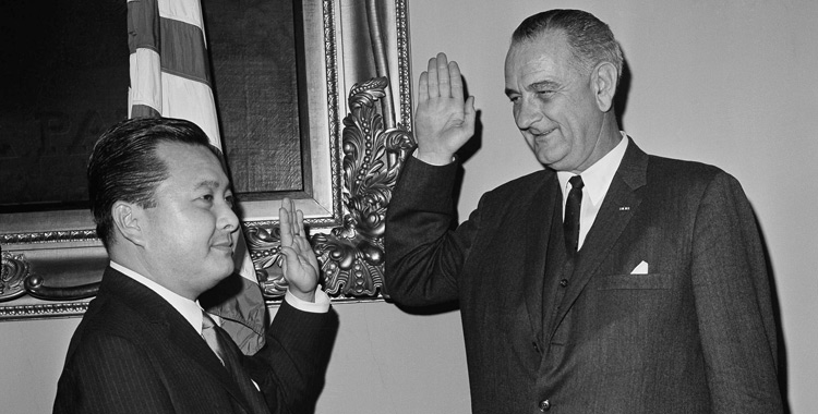 Always Dan – remembering Senator Daniel K. Inouye