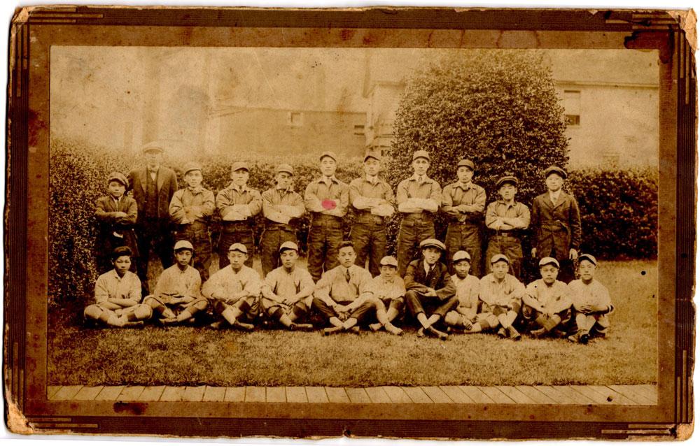 バンクーバー朝日軍と同時期に存在していた日系野球チーム、大和と大虎野球団