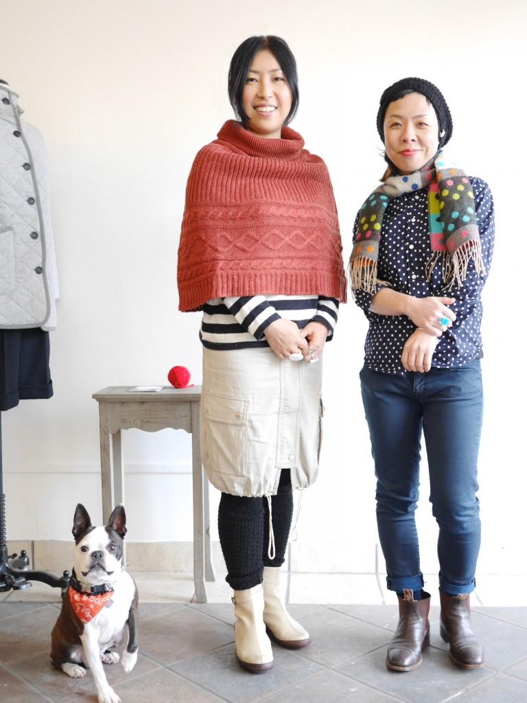 Naomi & Junko