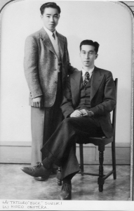 Buck Suzuki and Hideo Onotera