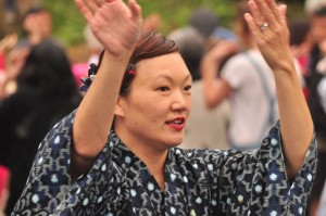 Bon Odori Seattle 2014, photo by Joe Mabel (https://www.flickr.com/photos/jmabel/14699301456/)
